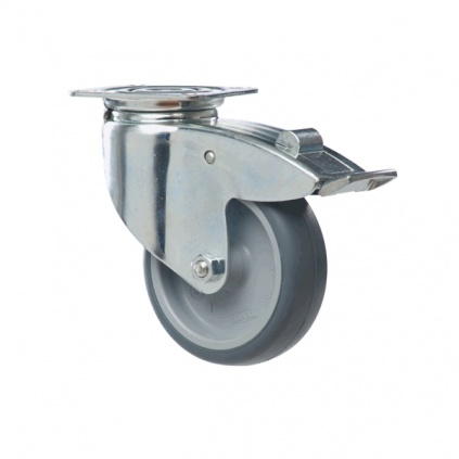 VoleoPro Swivel Castor with Brake