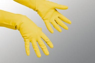 "Rękawice MultiPurpose żółte ""L"""