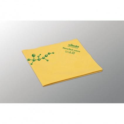 Ściereczka NanoTech Micro żółta WYPRZEDAŻ