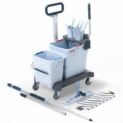 UltraSpeed Pro Double Bucket Ready to Go (MicroLite mop)