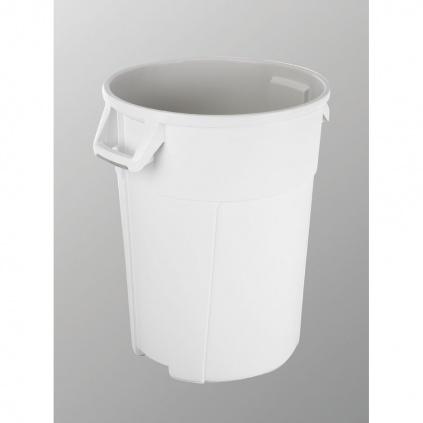 Kosz Titan 85l - biały