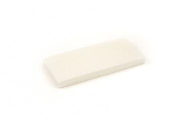 Pad ręczny Super biały