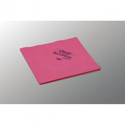 Ściereczka QuickStar micro czerwona- WYPRZEDAŻ (liczba sztuk ograniczona)