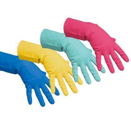 """Rękawice MultiPurpose żółte """"M"""" - WYPRZEDAŻ (liczba sztuk ograniczona)"""