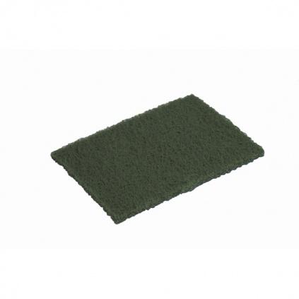 Pad do szorowania (zielony pad) 15 x 22 cm - WYPRZEDAŻ (liczba sztuk ograniczona)