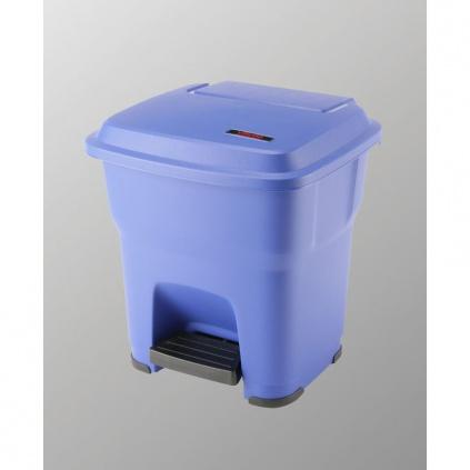Kosz Hera - 35l niebieski